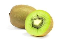 Kiwi fruit slice Stock Image