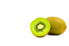 Kiwi fruit slice Royalty Free Stock Photo