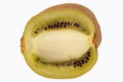 Kiwi fruit sliced Stock Photos