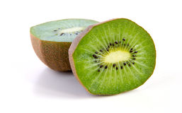 Kiwi fruit sliced segments  Royalty Free Stock Photo
