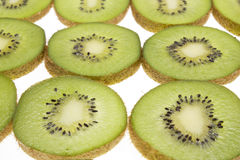 Kiwi Fruit Slices Royalty Free Stock Image