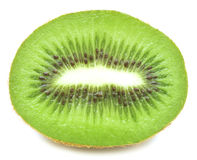 Kiwi fruit slices Stock Images