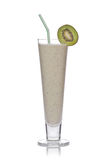 Kiwi Fruit Smoothie Stock Photography