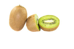 Kiwi Fruit V Royalty Free Stock Photos