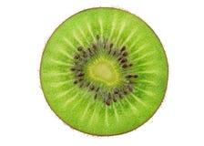 Kiwi Fruit verde fresco Fotografia Stock