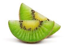 Kiwi Fruit verde fresco Immagini Stock