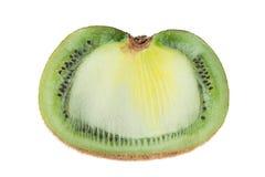 Kiwi fruit on white Royalty Free Stock Photography