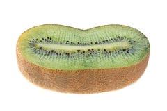 Kiwi fruit on white Royalty Free Stock Photos