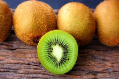 Kiwi fruite Stock Photography