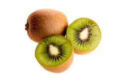 Kiwi fruits Stock Images