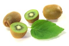 Kiwi fruits Royalty Free Stock Photos