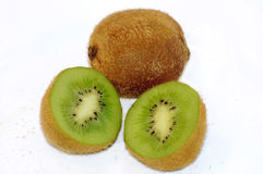 Kiwi fruits Royalty Free Stock Images