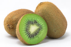 Kiwi fruits Stock Photography