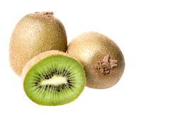 Kiwi Fruits Close-Up Royalty Free Stock Image