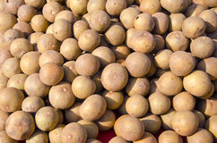 Kiwi fruits in Delhi market, India Stock Image
