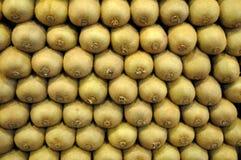 Kiwi fruits at market Royalty Free Stock Image