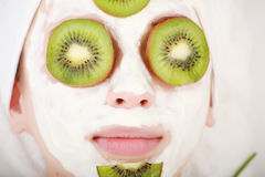 Kiwi girl Stock Photos