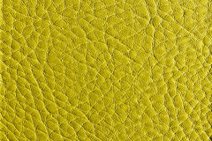 Kiwi green leather texture Royalty Free Stock Photography