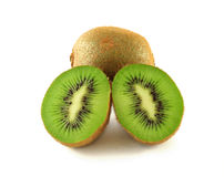 Kiwi half Royalty Free Stock Photos