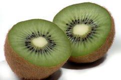 Kiwi halves Stock Image