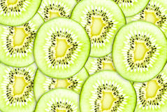 Kiwi healthy fruit texture background. Stock Image