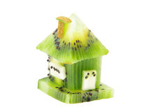 Kiwi house Royalty Free Stock Image