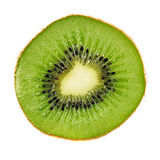 Kiwi isolated Royalty Free Stock Images