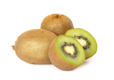 Kiwi isolated Stock Photo