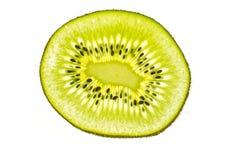 Kiwi. Isolated kiwi with white background Royalty Free Stock Image