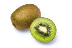 Kiwi isolated Royalty Free Stock Images
