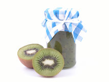 Kiwi jam Royalty Free Stock Images