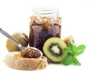 Kiwi jam Royalty Free Stock Photography