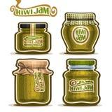 Kiwi Jam Stock Photos