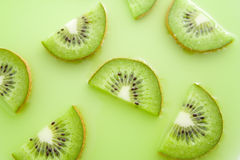 Kiwi juice Royalty Free Stock Photos