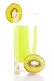 Kiwi juice Stock Images