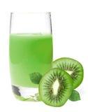 Kiwi Juice Stock Photo
