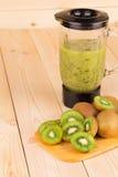 Kiwi Juice Foto de archivo libre de regalías