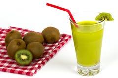 Kiwi Juice Royaltyfria Foton