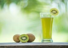 Kiwi Juice Imagen de archivo