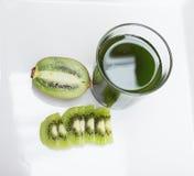 Kiwi Juice Stockfotos