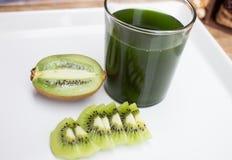 Kiwi Juice Photographie stock