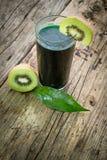 Kiwi Juice Fotografie Stock