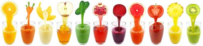 Kiwi juice royalty free stock image