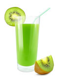 Kiwi juice Stock Photo