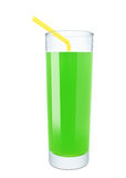 Kiwi juice Stock Images