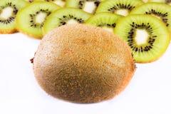 Kiwi juteux Image stock