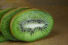 Kiwi juteux mûr photographie stock