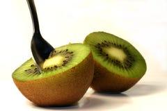 Kiwi - klaar te eten Royalty-vrije Stock Afbeelding