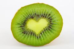 kiwi love2 Photo libre de droits