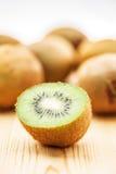 Kiwi mûr Image libre de droits